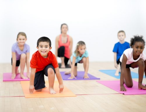 Kids Yoga – Wednesdays Nov 1, 15, 22, 29